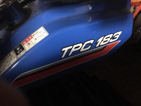 イセキ・トラクター ピコロ TPC183