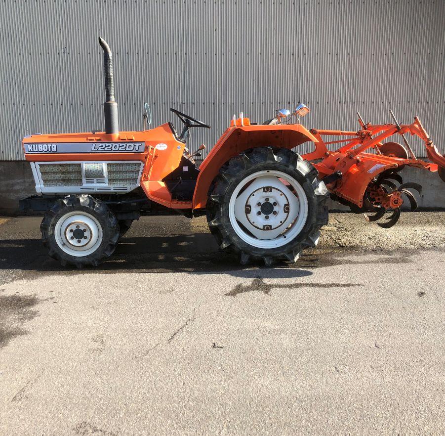 クボタ トラクターL2202DT